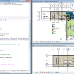 Create Revit Room Plans with Python Shell and Revit API