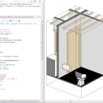 Crop Revit 3D View To Selection, Section Box and some Python Shell