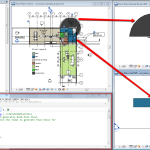 More Room Plans, Non Rectangular Viewports in Revit 2014 and Python Shell
