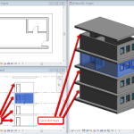 Revit Groups Wall Heights