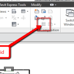 Revit Guide Grids to Arrange Viewports on the Sheets