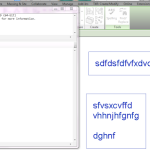 Convert Revit Text to UpperCase, (thank god for scripting)