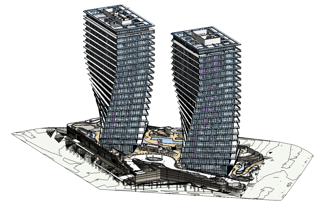 Grove at Grand Bay - Revit Model