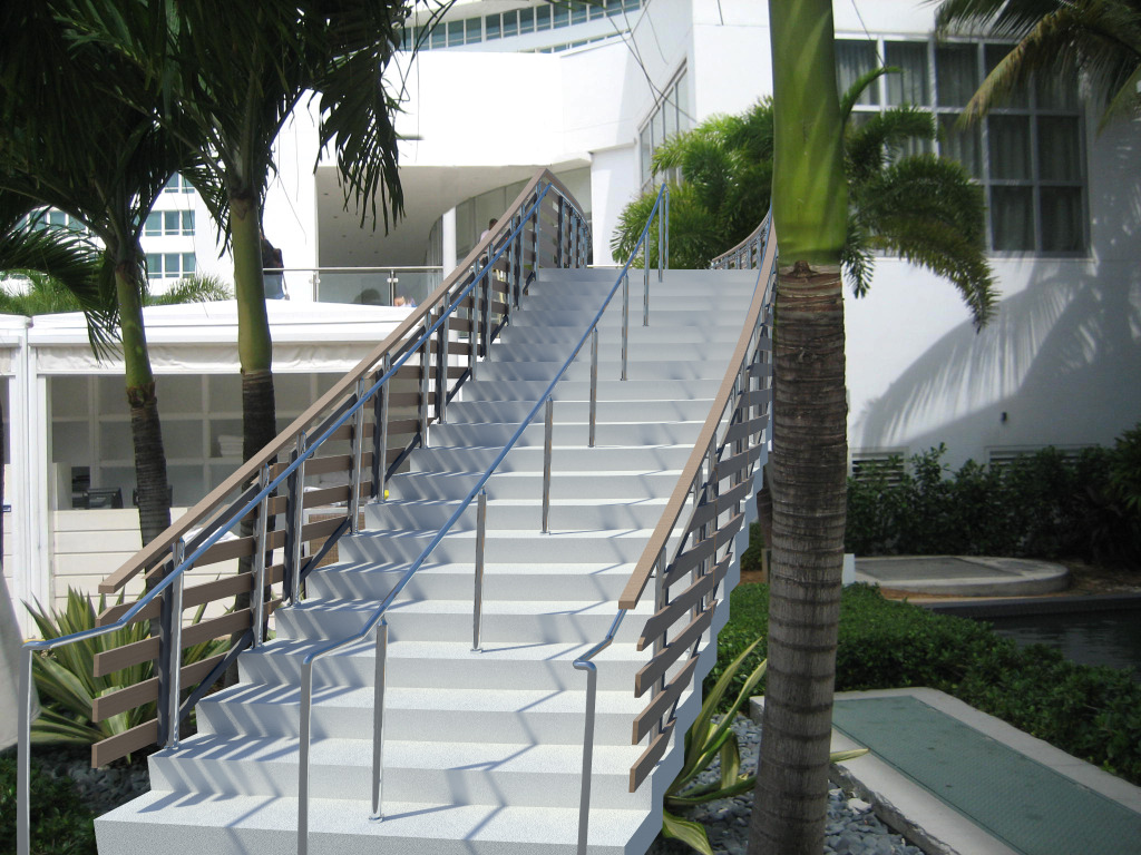 Fontainebleau Stair Addition