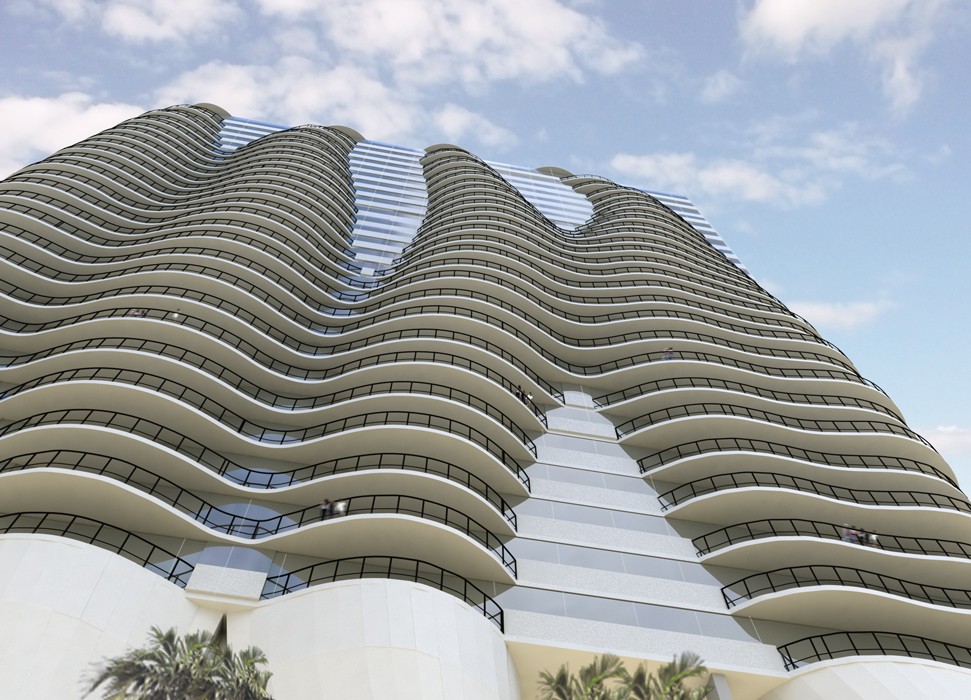 MET 3 Miami Residential Towers